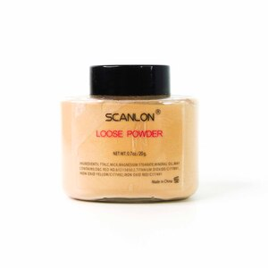 POLVO SUELTO SCANLON 03 LOOSE POWDER